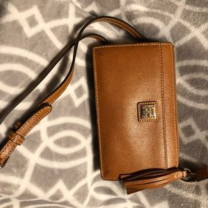 Brown Dooney & Bourke cross body